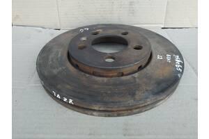 Тормозной диск для Skoda Fabia 06- передний