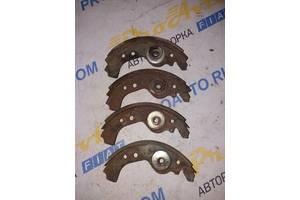 б/у Тормозные колодки комплекты Fiat Uno