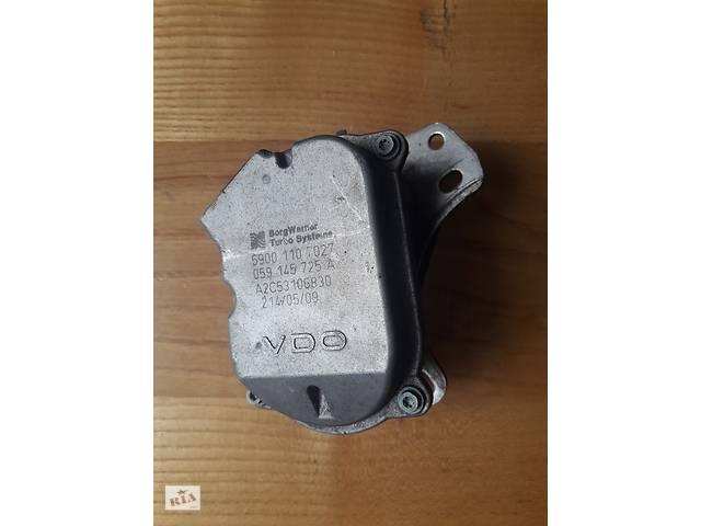 продам Б/у турбина для легкового авто Audi бу в Львове