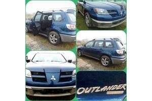 б/у Усилители заднего/переднего бампера Mitsubishi Outlander