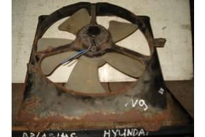 б/в Вентилятори осн радіатора Toyota Corolla