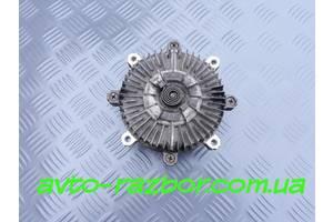 Б/у Вискомуфта вискозная муфта охлаждения двигателя 2.5 Hyundai H200, H1 Starex 97-07