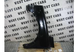 Б/У Крило переднє ліве чорне XC90 2002 - 2014 30796494. Вперед за покупками!