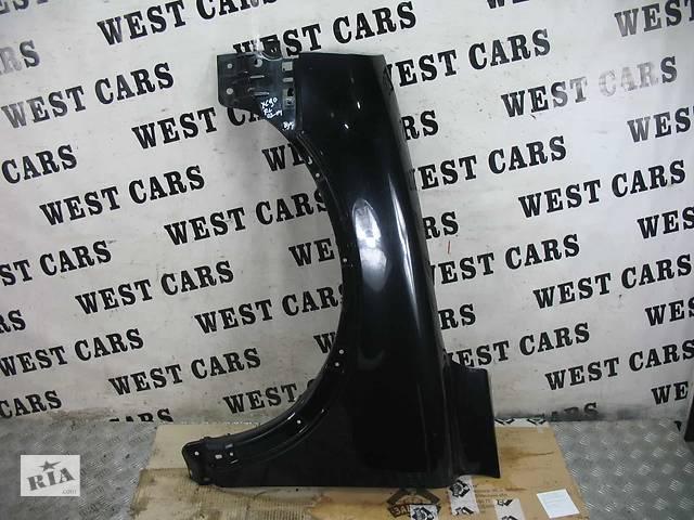 купить бу Б/У 2002 - 2014 XC90 Крило переднє ліве чорне. Вперед за покупками! в Луцьку
