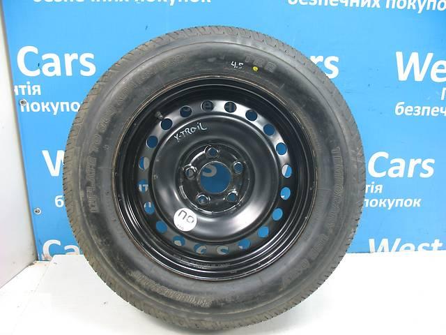 Б/У Запаска 215/65R16 Bridgestone X-Trail 2007 - 2014 . Вперед за покупками!- объявление о продаже  в Луцьку