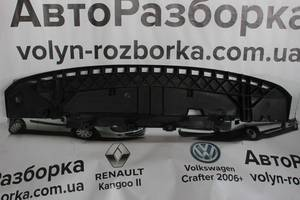 Б/у Захист переднього бампера (губа) для Renault Kangoo 2008-2013