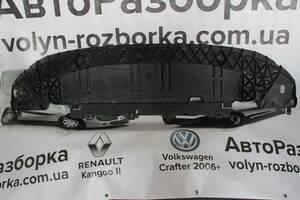 Б/у Захист переднього бампера (губа) для Renault Kangoo 2013-... р. р.