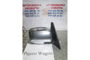 Б/у зеркало боковое правое для Mitsubishi Pajero Wagon 2006-2012