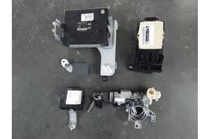 Б/у блок управления двигателем для Daihatsu Sirion 1.3 механика 89560-B1830 112400-0650