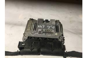Б/у блок управління двигуном для Volkswagen Passat B6 2006-2010