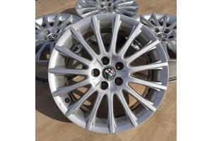 Б/в Диски Alfa Romeo R16 5x98 6.5j 147 156 164 Fiat 500L Egea Tipo Scudo