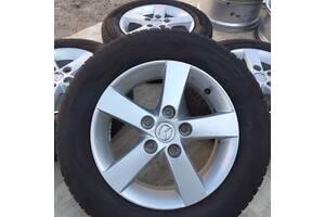 Б/в Диски Mazda R15 5x114 6J ET52 626 Premacy 3 5 6 Kia Honda Мазда Р15