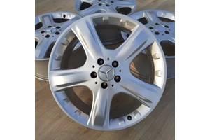 Б/в диски Mercedes orig. R19 5x112 8j ET60 GL ML GLS Мерседес Р19 МЛ ЖЛ