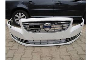 Бампер передний б/у Volvo S80 2013-