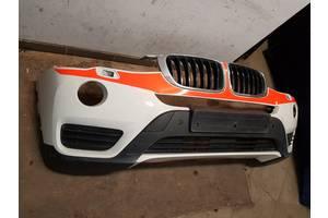 б/у Бамперы передние BMW X3