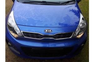 б/у Бамперы передние Kia Rio