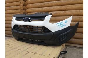 Бампер передний КОМПЛЕКТНЫЙ в сборе Ford Transit Custom 2012-2017 (160220)