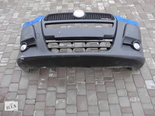 купить бу Бампер передний Фиат Добло Fiat Doblo 2011-2016 в Луцке
