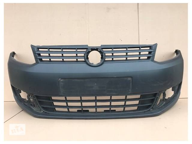 продам Бампер передний Volkswagen Caddy 2011-2015 бу в Ивано-Франковске