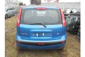 б/у Бамперы задние Nissan Note