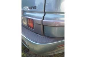 Бамперы задние Pontiac Trans Sport