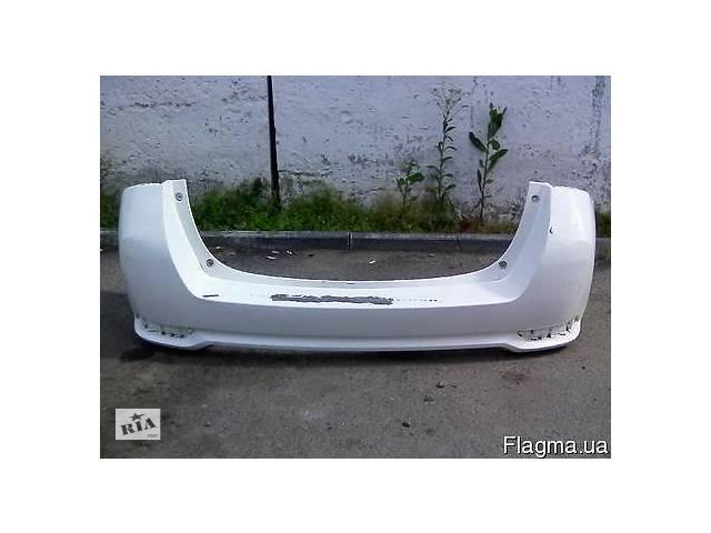 бу Бампер задний Toyota Auris Тойота Аурис 15-гг.52159-02D10 в Киеве