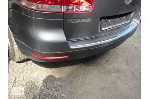 Бамперы задние Volkswagen Touareg