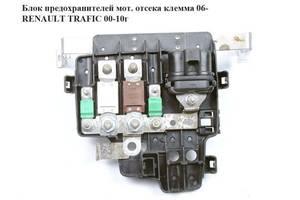Блоки предохранителей Opel Vivaro груз.