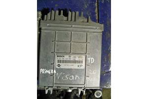 б/у Блоки управления двигателем Nissan Primera
