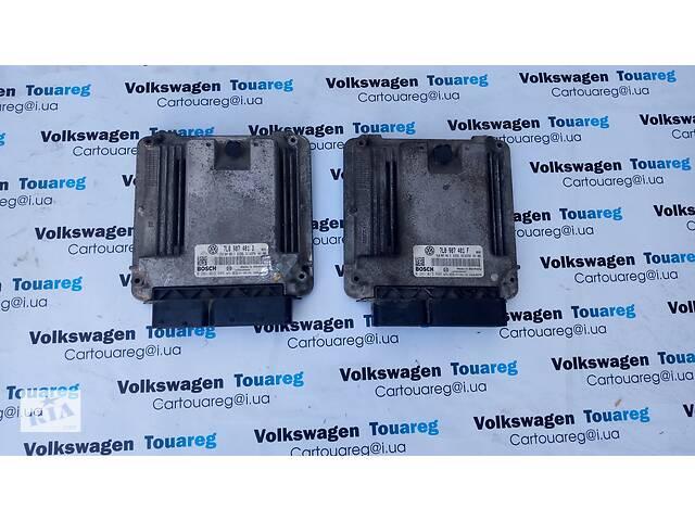 Блок управления двигателем (ЭБУ), CAS Volkswagen Touareg Фольксваген Туарег 2003-2009- объявление о продаже  в Ровно