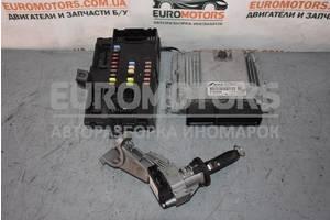Блок управления двигателем комплект Iveco Daily 2.3hpi, 3.0hpi (E5) 2011-2014 0281017455