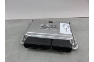б/у Блоки управления двигателем Volkswagen Polo