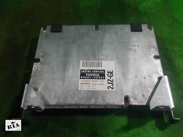 купить бу Блок управления двигателем (акпп) lexus gs 300 в Львове