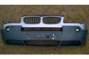 Бамперы передние BMW X3