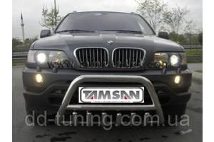 Кенгурятники BMW X5