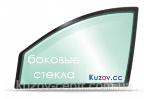 Боковое стекло двери правое заднее Hyundai ACCENT 1999-2006