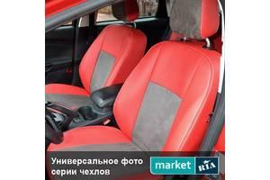 Нові сидіння Daewoo Matiz
