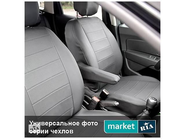 продам Чехлы на сиденья ZAZ Славута из Экокожи 1999-2011 (EMC-Elegant) бу в Вінниці