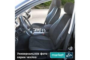 Новые Сидения Volkswagen Passat
