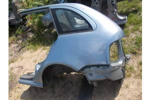 б/в чверті автомобіля Skoda Fabia