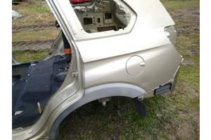 б/в чверті автомобіля Chevrolet Captiva