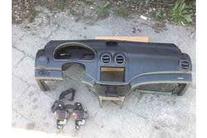 Chevrolet Aveo T250 08-11 торпедо airbag ремни безопасности
