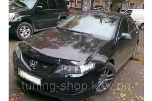 Дефлекторы капота Honda Accord