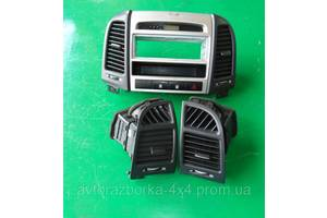 Дефлекторы Hyundai Santa FE