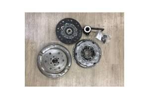 Демпфер + комплект зчеплення VW Caddy III 1.9TDI / 2.0TDI 07- 62/77/81 / 103kw LuK Німеччина 600001700