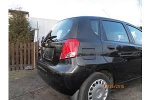 б/у Четверти автомобиля Chevrolet Aveo