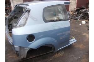 б/у Четверти автомобиля Fiat Grande Punto