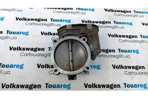 Дросельная заслонка 4.2 FSI V8 BAR Volkswagen Touareg Фольксваген Туарег Таурег