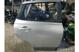 Дверь задняя Nissan Qashqai 2006-2012