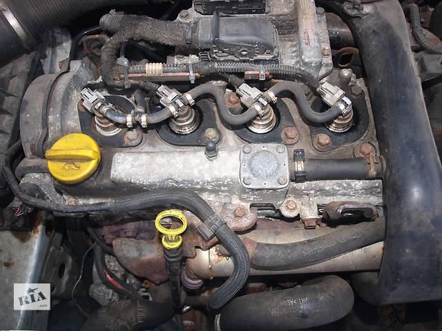 купить бу Двигун 1,7 cdti Opel Combo z17dth Meriva Corsa, Astra 1.7 cdti Опель Комбо З 2001-2011 Мотор в Рівному